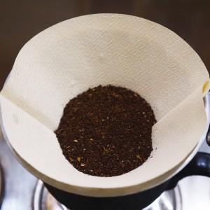 自家焙煎コーヒーの淹れ方・STEP1
