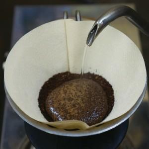 自家焙煎コーヒーの淹れ方・STEP3