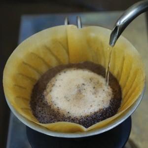 自家焙煎コーヒーの淹れ方・STEP5
