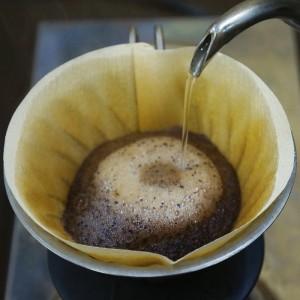 自家焙煎コーヒーの淹れ方