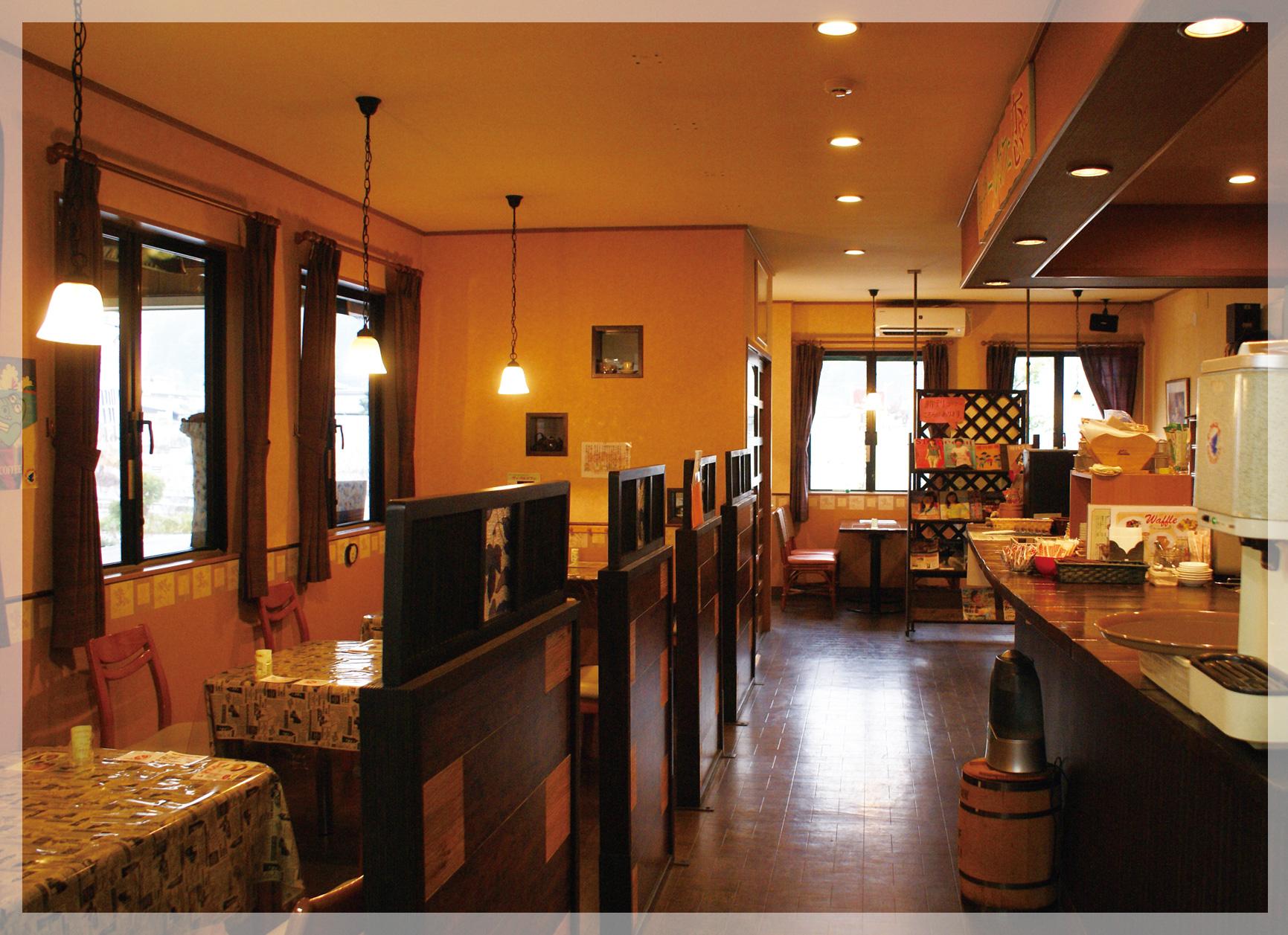 イーグルコーヒー直営 カフェ・ド・イーグル