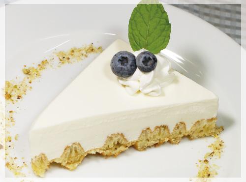 イーグルのレアドチーズケーキ