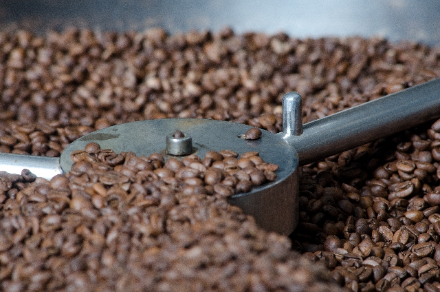 コーヒー 焙煎機