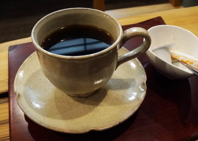 茉莉花 コーヒー