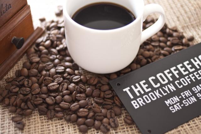 自家焙煎コーヒーのイーグルコーヒー
