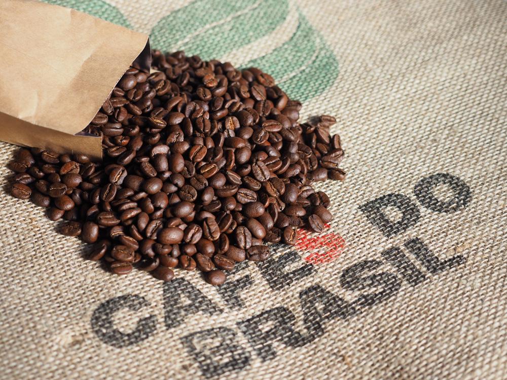 ブラジルサントス コーヒー豆