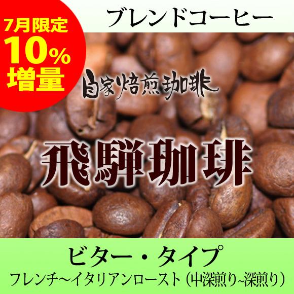 飛騨珈琲増量キャンペーン