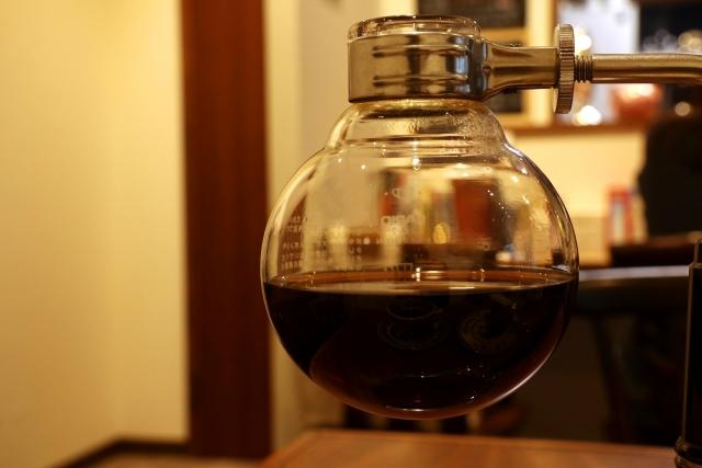 サイフォン コーヒー